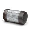 """Gegalv. pijpnippel, 4"""", nr. 23, 2x buitendraad, l = 300 mm"""