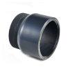 """VDL pvc draadeind, handvorm, inwendig lijm x buitendraad, 10 bar, type A, 110 mm x 2½"""""""