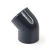 VDL PVC-Winkel 45°, 2x Innenverklebung, 16bar, 12mm