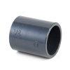 VDL pvc mof, 2x inwendig lijm, 16 bar, 32 mm
