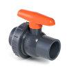VDL pvc kogelafsluiter, 2x inwendig lijm/1x wartel, 16 bar, 50 mm, viton  detailimage_002 100x100