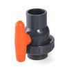 VDL pvc kogelafsluiter, 2x inwendig lijm/1x wartel, 16 bar, 50 mm, viton  detailimage_004 100x100