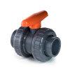 VDL pvc kogelafsluiter, 2x inwendig lijm/2x wartel, 10 bar, 90 mm, viton  detailimage_001 100x100