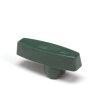 VDL pvc handgreep voor kogelkraan, groen, 50 mm