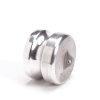 """Camlock M-deel afsluitplug, aluminium, type DP, 25 mm x 1"""""""
