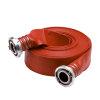 Top Synthetic P brandslang met gebendelde aluminium slangkoppelingen, 51 mm, rol à 20 m