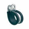 Mikalor rvs leidingklem met rubber epdm binnenring, 10 mm