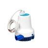 Bilge dompelpomp voor schoon- en zeewater, type 03602, 12 V, 7A