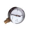 Buisveermanometer met onderaansluiting (droge uitvoering), 0 - 10 bar