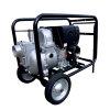 Koshin Hatz 1B20 zelfaanzuigende diesel motorpomp, type KTH-50DHR, vuilwater
