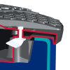 Persrioolpompput, type ROCCO 1.0, 1000 l, incl. schacht, deksel en pomp Homa TGR 15 WA, 230 V  detailimage_0010 100x100