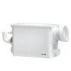 Homa wc transporteur met snijwerkpomp, Saniflux V, 230 V