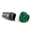 VDL pe- / pvc koppeling, klem x inwendig/uitwendig lijm, 10 bar, 32 x 32/40 mm  detailimage_002 100x100