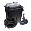 Hozelock doorstroomfilterset, type Ecopower Plus 8000, met Cascade 1500 filterpomp