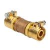 Microflex koppeling, PE-X x PE-X, 63 x 5,8 mm, cv, type MJ27063/58