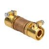 Microflex koppeling, PE-X x PE-X, 32 x 4,4 mm, sanitair, type MJ27032/44