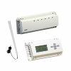 Watts RF master-ontvanger 4 zones, incl. timer, ontvanger en antenne, 230 V, 433 MHz, verwarmen