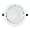 Adurolight® Premium Quality Line Classic led Downlight, Agusti, wit, 16 W, 4000 K