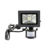 Adurolight® Premium Quality Line led sensor schijnwerper, Firmio Sensory 10, 10W, 3000K  detailimage_002 100x100