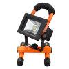 Adurolight® Quality Line led schijnwerper, oplaadbaar, Firmio Charge 10, 10 W, 4000 K  detailimage_001 100x100