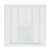 Adurolight® Premium Quality Line led paneel Troffer, Aurelio, 600 x 600 mm, 38 W, 3000K