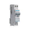 Hager installatie-automaat, 1p+N, B-karakteristiek, 4,5 kA, 16 A