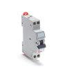 Gewiss (Schupa) installatie-automaat, 1 P+N 6 kA, B-karakteristiek, 230 V, 6 A