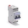 Gewiss (Schupa) installatie-automaat, 2x 1 P+N voor fornuisgroepen 16 A - 230 V, 6 kA, B/snel