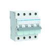 Hager installatie-automaat, 3p+N, 25 A, C-karakteristiek, 6 kA