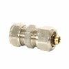 TECEflex knelkoppeling, 2x knel, 20 mm alupex x 22 mm Cu-mof