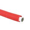 TECElogo AKB buis PE-RT/AI/PE-RT, 16 mm, in mantel, rood, l = 75 m