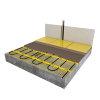 MAGNUM Mat infrarood vloerverwarmingsmat set, MAGNUM X-treme Control, 3,5 m² - 525 W  detailimage_001 100x100