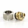 TECEflex knelkoppeling, M22 aansluiting, 16 mm PE-Xc
