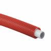 Uponor MLC meerlagenbuis, 16 x 2 mm, in mantelbuis, 25 x 20 mm, rood, 75 m rol