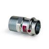 """Viega Prestabo overgangskoppeling met SC-Contur, type 1111, pers x buitendraad, 28 mm x ¾"""""""