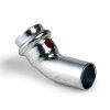 Viega Prestabo bocht 45° met SC-Contur, pers x spie, type 11261, 28 mm  detailimage_002 100x100