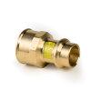 """Viega Profipress gas overgangskoppeling met SC-Contur, type 2612, 42 mm x 1½""""  detailimage_001 100x100"""