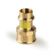 """Viega Profipress gas overgangskoppeling met SC-Contur, type 2612, 42 mm x 1½""""  detailimage_003 100x100"""