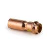 Viega Profipress gas verloopstuk met SC-Contur, type 26151, 22 x 15 mm