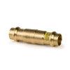Viega Profipress gas schuifsok met SC-Contur, type 26155, 15 mm