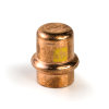 Viega Profipress gas eindkap met SC-Contur, type 2656, 18 mm