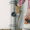 Airfit pp buismontageplug voor buis 100-110 mm, t.b.v. inspectie/ ontstopping, wit  detailimage_005 100x100