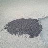 Imbema reparatieasfalt, zwart, emmer à 20 kg