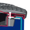 Waterhergebruiksysteem, 5.000 liter, Varitank Flatline, Trident 150 filter  detailimage_005 100x100