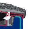 Waterhergebruiksysteem, 5.000 liter, Varitank Flatline, Trident 150 filter  detailimage_006 100x100