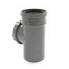 Karmat hwa bladscheider, voor standleiding, pp, grijs, 110 mm  detailimage_001 100x100