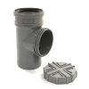 Karmat hwa bladscheider, voor standleiding, pp, grijs, 110 mm  detailimage_002 100x100
