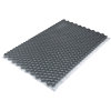 BERA grindmat, Gravel Fix Pro met anti-worteldoek, pp, 1600 x 1200 mm, grijs