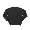 Mascot Caribien sweater, katoen/polyester, zwart, S