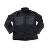 Mascot Lagos Softshell stretchjack, zwart/donker antraciet, maat XXL